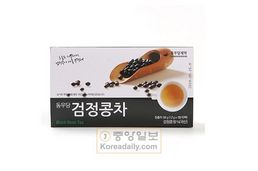 동우당 검정콩차(dongwoodan black bean tea) 1.2g*100Tea bag, Best by 2/17/21