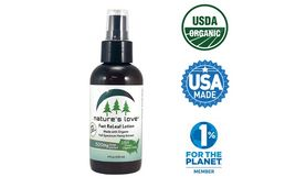 NATURES LOVE 올개닉 햄프 로션 500MG 120ML